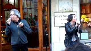 Manuela Azevedo & Sérgio Godinho - Sopro do coração