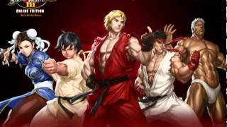 "Street Fighter 3rd Strike Online | Music ""Knock You Out"" + Download 