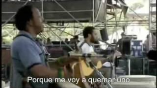 Ben Harper - Burn One Down - (Subtitulado en Español)
