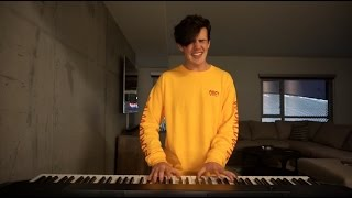 Cold Water - (Cover) Aaron Carpenter