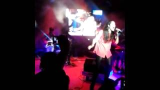 Ximena sariñana Error (live)