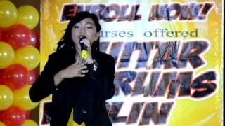GIVE YOUR HEART A BREAK performed by SHAIRA ARABANI