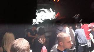 Pythius - Blackout night, Budapest
