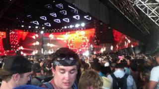 Gryffin- Heading Home (Trap Remix) Coachella 2017 weekend 1