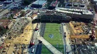 The Making Of ODU's New S.B. Ballard Stadium