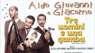 Chiara's theme (Hai mai rischiato) - Tre uomini ed una gamba (Three Men and a Leg)
