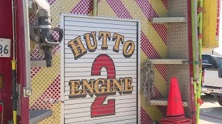 Hutto says they need more firefighters and fire stations