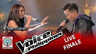 "The Live Shows ""If I Ain't Got You"" by Coach Sarah and Jason Dy (Season 2)"