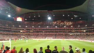 Quando sobes ao Relvado... Benfica 3 X 1 Braga