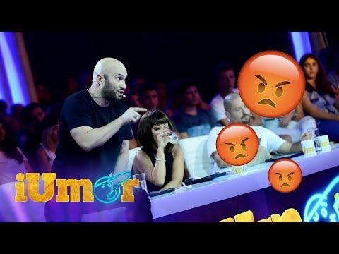 Mihai Bendeac, scos din minți de un concurent de la iUmor