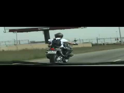 South African holiday on a BMW R1200GS