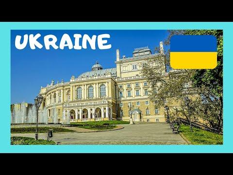 Beautiful and historic Odessa (Odesa), Ukraine