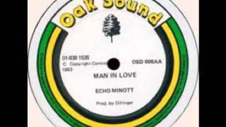 Echo Minott - Man In Love - rossandreggae11
