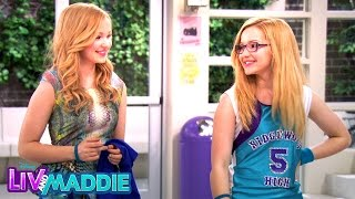 Acoustic Cali Style Theme Song | Liv and Maddie | Disney Channel