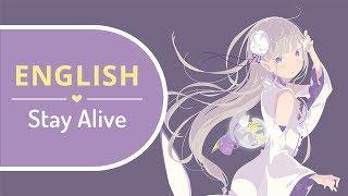 【BriCie】 Stay Alive (English Cover) - Re:Zero ED 2