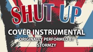 Shut Up (Cover Instrumental) [In the Style of Stormzy]