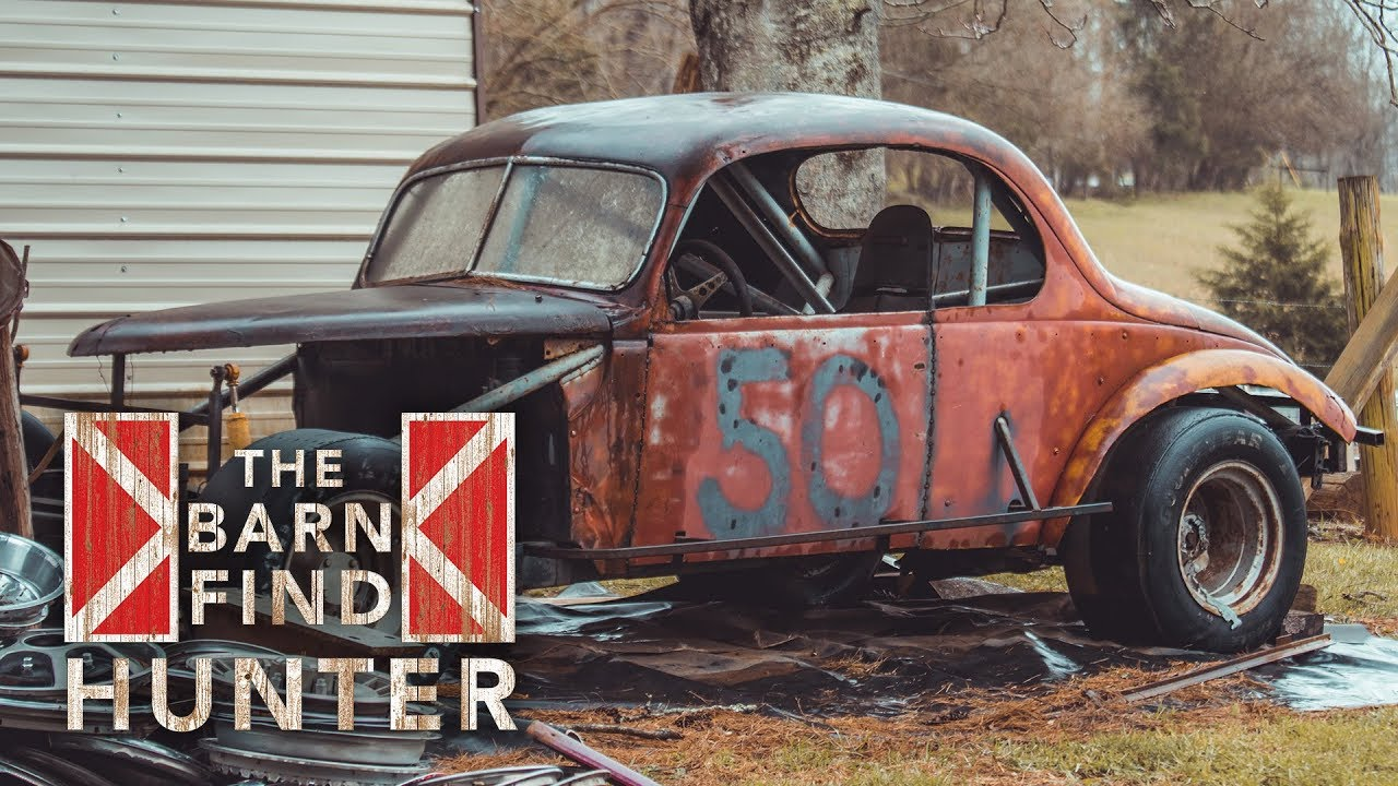 Barn Find Hunter: Richard Petty 426 Max Wedge steals the show on latest Barn Find Hunter