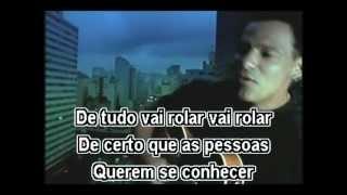Claudio Zoli - Noite do prazer - Karaoke