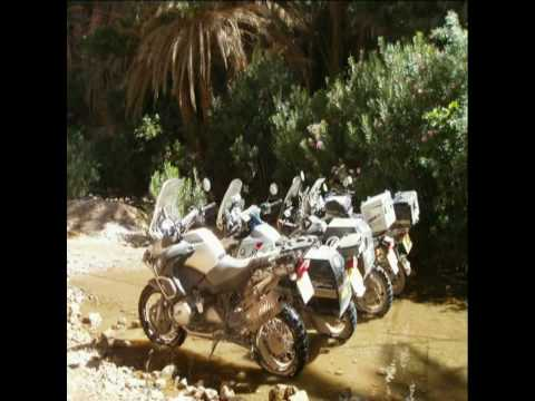 Moto Morocco HD movie part1
