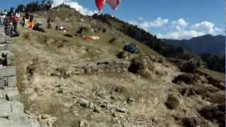 Paragliding India 2012