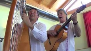 Musik aus Paraguay mit Nicola und Franco 001