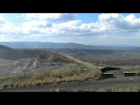 Vulkan Masaya (Nicaragua)