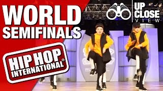 (UC) Swagganauts - New Zealand (Junior Division) @ HHI's 2015 World Semis