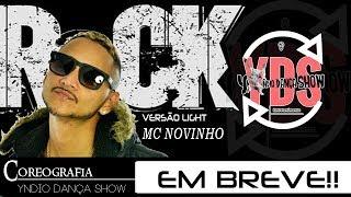 MC NOVINHO  SAADÃO - ROCK ROCK  -  -VERSÃO LIGHT
