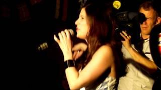 Filipa Sousa - Conquistador (Live in London, 29th April 2012)