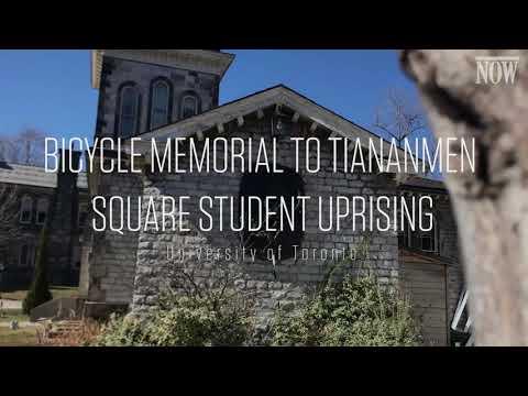 Hidden Toronto: U of T's Tiananmen Square memorial
