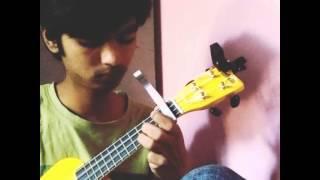 I see fire:- ed sheeran(ukulele cover)
