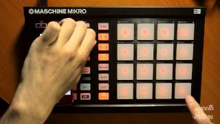 COME WITH ME - LIVE MASCHINE MIKRO PERFORMANCE