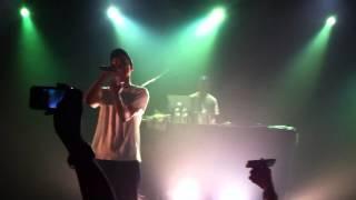 Gamebreaker - Domo Genesis feat Earl Sweatshirt Live at the Metro, Chicago 7-19-14