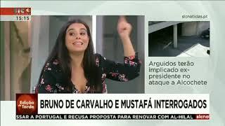 !! Inês Ferreira Leite defende Bruno de Carvalho !!