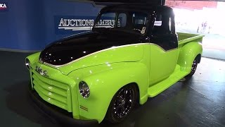 1950 GMC Street Truck ScottieDTV Traveling Charity Road Show 2014