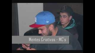 Mentes Criativas ( Algoze a.k.a. e Narcose )  - Mc's