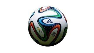 The World: FIFA World Cup official match balls 1970-2014