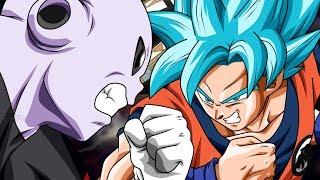 Goku vs Jiren【AMV】| Feel Invincible