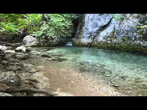 Ukraine Crimea canyons hiking  2012