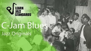C-Jam Blues play along
