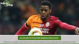 Galatasaray'da Ryan Donk takımdan ayrılacak mı?