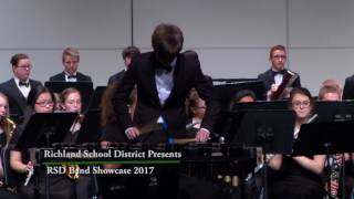 Hanford High School Wind Ensemble - Zirkus Humberto