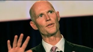 Rick Scott Still Disenfranchising Voters, Suing Homeland Security to Save Face