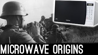 From Total War to Yesterday's Pizza - The Microwave Oven Story width=