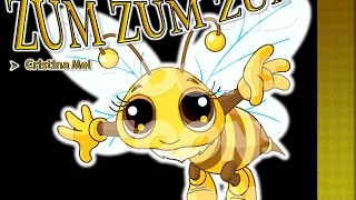 Cristina Mel - Zum Zum Zum - Letra - Animado