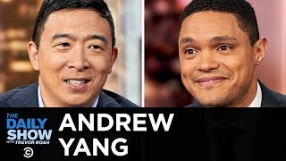 Andrew Yang - Bringing Bold and Unique Ideas to His 2020 White House Bid | The Daily Show