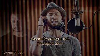 "Empire Cast - ""Trapped"" ft. Jussie Smollett & Yazz The Greatest w/ lyrics"