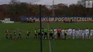 Pogoń II Szczecin 4-0 Leśnik Rossa Manowo (BRAMKI)