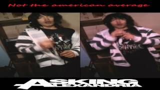 not the american average - Asking Alexandria (cover)