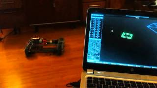 Live Demo of VEX Position Program